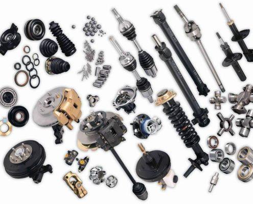قطعات خودرو